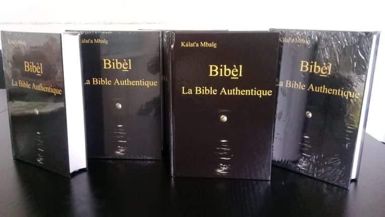 Bibèl, la Bible Authentique - Nouvelle Édition