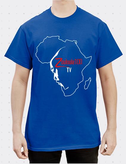 T Shirt - Bleu