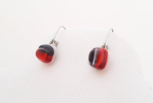 """""""Licorice"""" Earrings"""