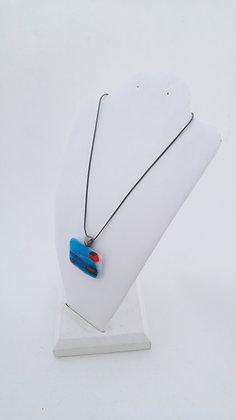 """Ocean"" Pendant Necklace"