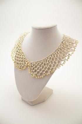 Aphrodite Pearl Collar