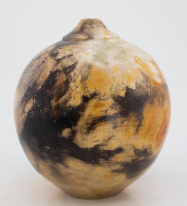 Round Small Bulb Vase