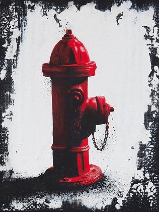 Fire Hydrant - Las Vegas