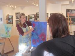 Allison Fowler Workshop