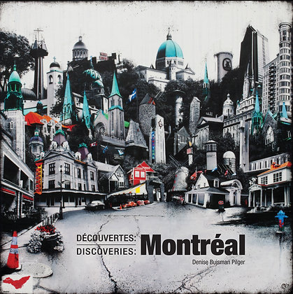 Discoveries Montreal: Art Book