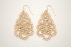 Classic Pearl Earrings 1