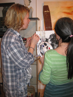 Denise Buisman Pilger Workshop