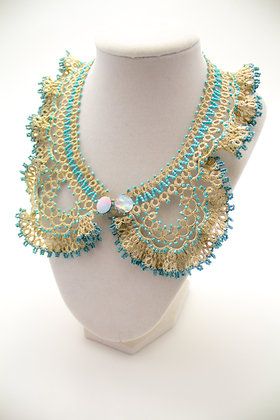 Dalila Necklace in Turquoise