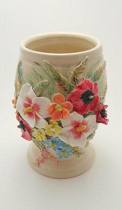 Floral Bouquet Vase