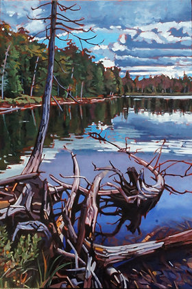 Oil Painting with David Kelavey (Intermediate)