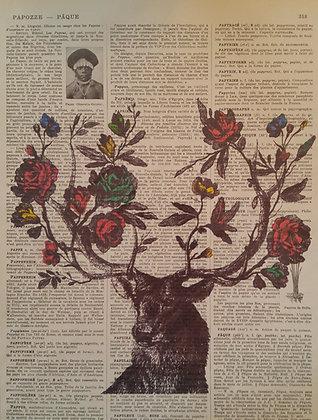 Rose Antlers