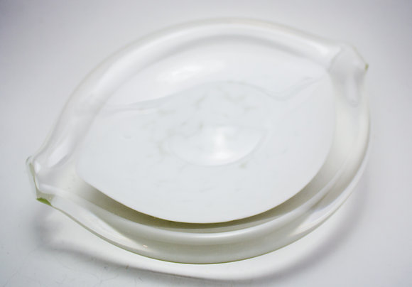 Glass Lemon Dish