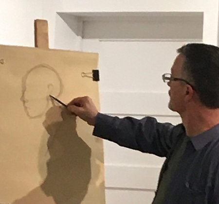 Introduction to Drawing with Marcello Giorgi