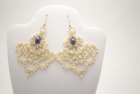 289B Pearl Earrings