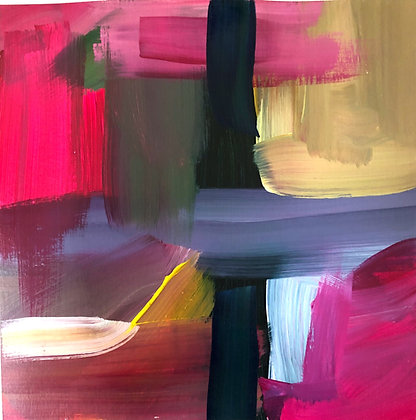 Untitled (Acrylic on Paper #13)