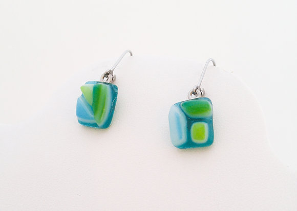"""Mosaic"" Earrings"