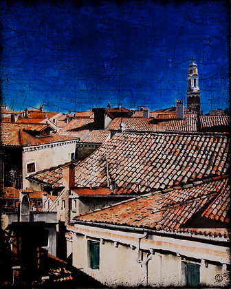 Roofs Over Venice 1/150