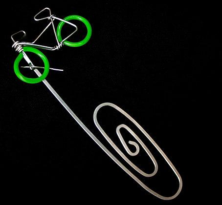 Bike Bookmark