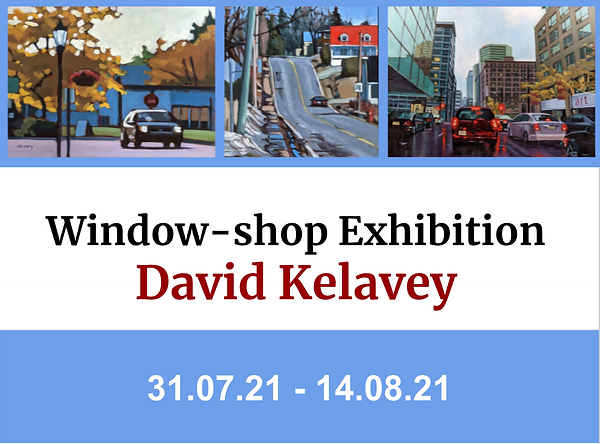 David Kelavey Exhibition