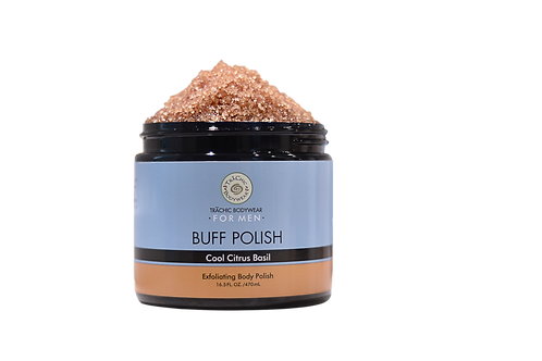Buff Polish Raw Sugar Polish
