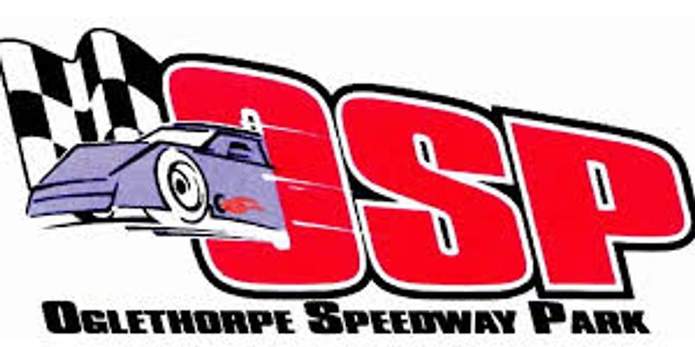 OSP SHARP Mini Late Model Race