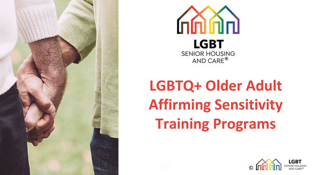 Affirming and Welcoming Training Online Launches Today!