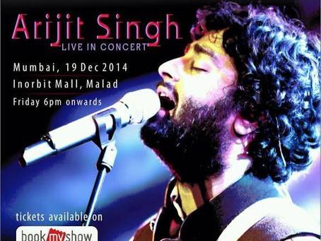 Arijit Shing  Live Powered By Chakor Sound