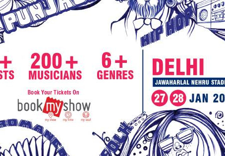 Bollywood Music Project Delhi 2018