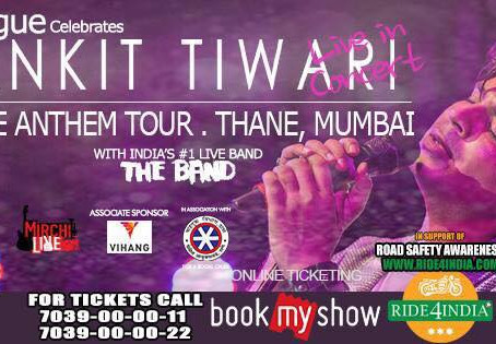 Ankit Tiwari Live In Concert Powered by Chakor Sound