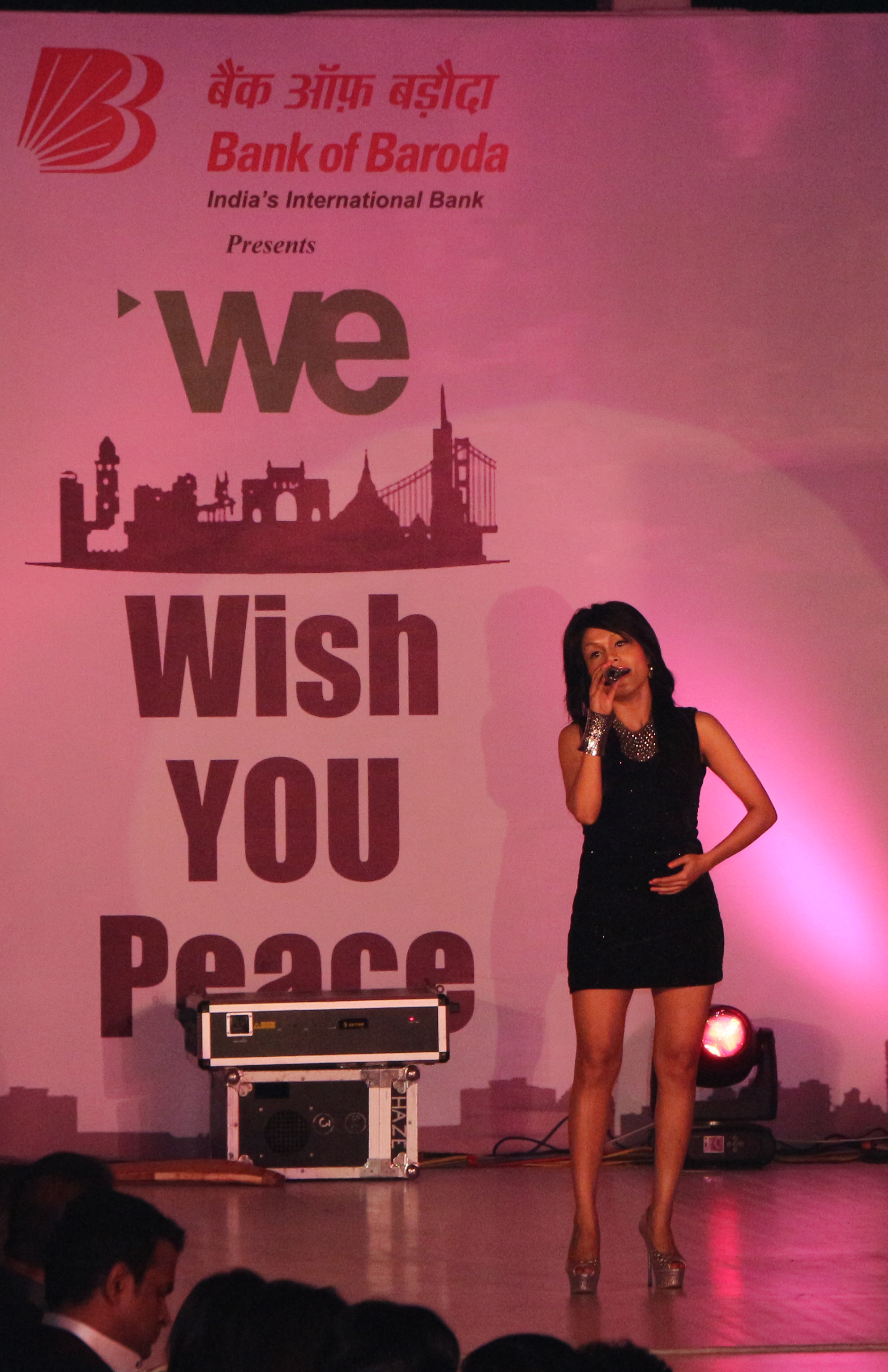 Sonu Kakkar @ We Wish You Peace