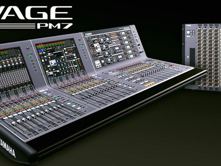Yamaha Rivage Pm10 Added To Inventory