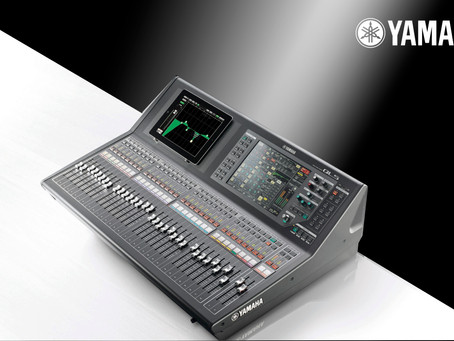 Yamaha QL5 Digital Mixing Console added to the inventory
