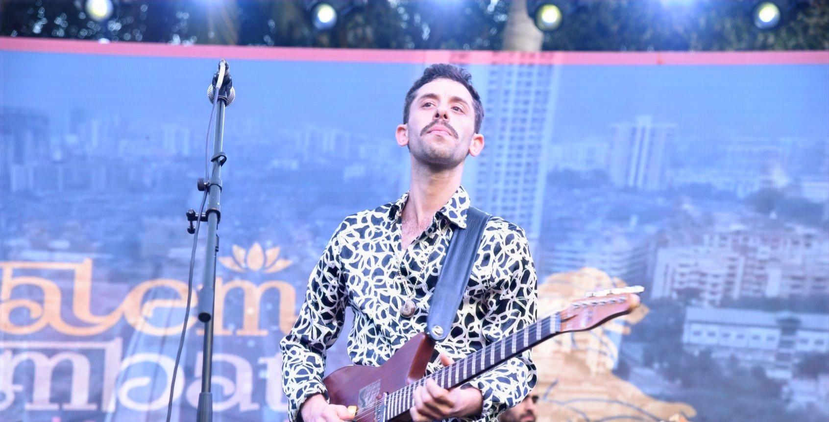 Jerusalem Mumbai Festival Ft. Gute Gute