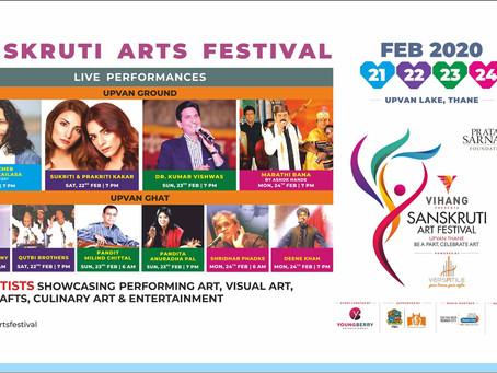 Sanskruti Arts Festival 2020