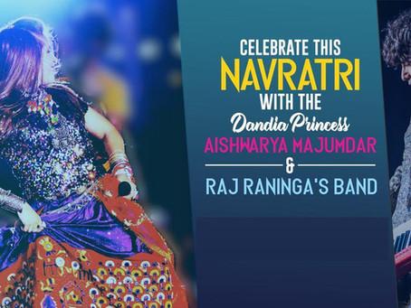 Garden City Navratri 2018   Aishwarya Majumdar  