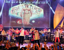 Falguni Pathak Navratri Utsav 2013