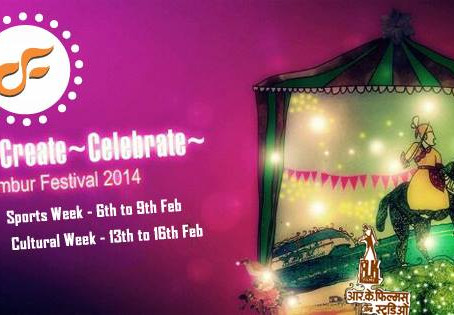 Chembur Festival 2014 Powered by Chakor Sound