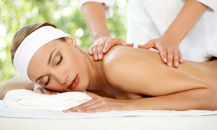 90-Minute Full Body Coconut Oil Massage
