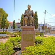 Estátua Vital Brazil