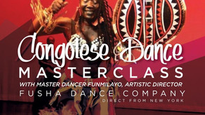 Join the Congolese Masterclass