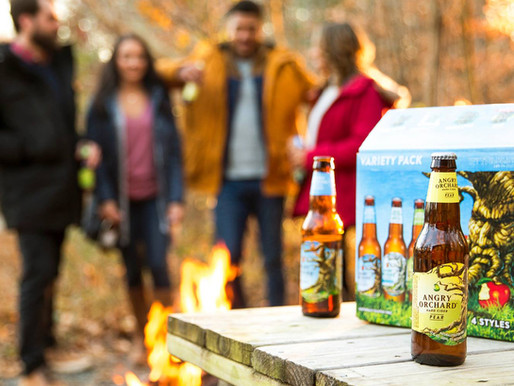 The Other Big Apple:              Angry Orchard Walden