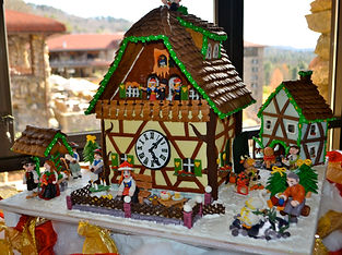 Gingerbread House Competition Fundraiser