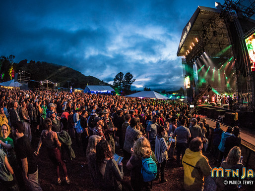 Hunter Mountain & Mountain Jam Part Ways - New Home Bethel Woods