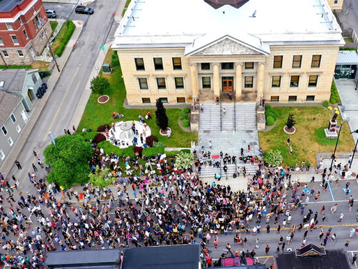 Protesting, Rage, and Joy