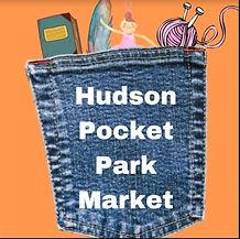 Hudson Pocket Park Markets