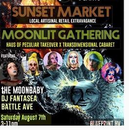 Moonlight Gathering & Market