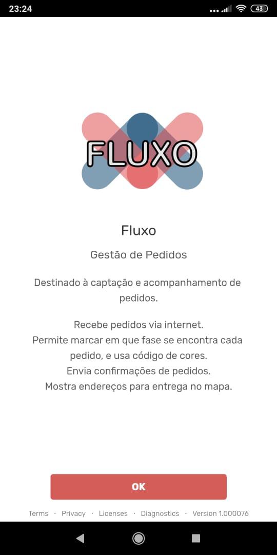 Fluxo Capa