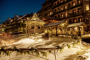 Mohonk Mountain House: Victorian Holidays