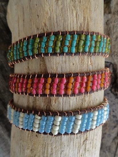 Glass Bead Affordable Friendship Bracelets