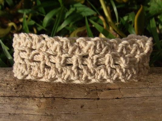 macrame rope surf bracelet